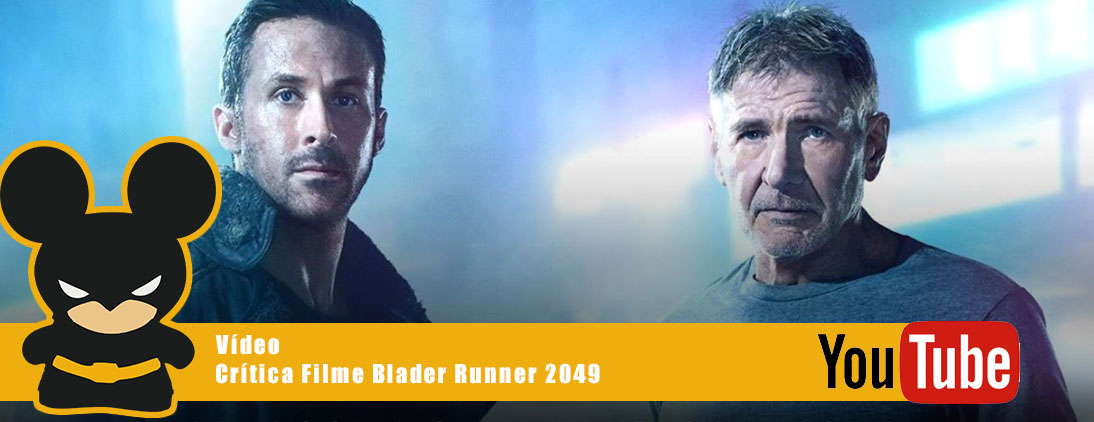 Valeu a pena esperar por este filmão (Crítica do filme Blade Runner 2049)