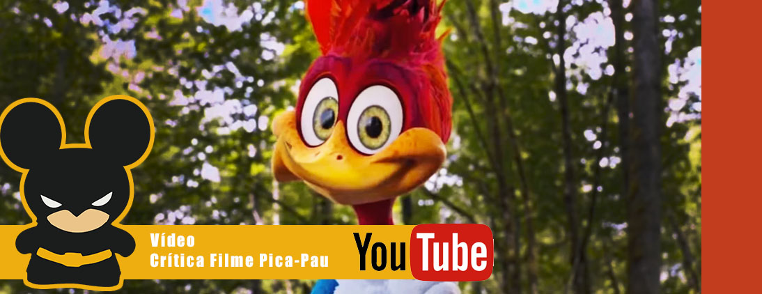 Crítica do filme Pica-Pau