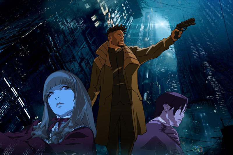Blade Runner vai virar Anime