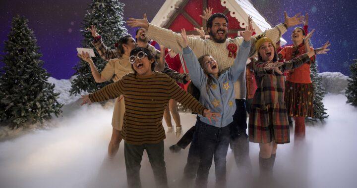 """Paris Filmes lança clipe """"Sinto um frio"""", canção que embala o filme """"10 Horas Para o Natal"""""""