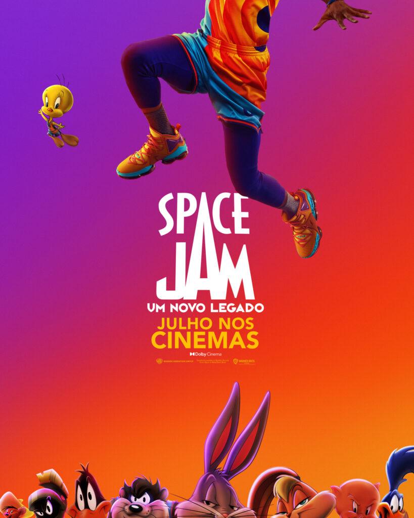 crítica do longa Space Jam 2 Um Novo Legado